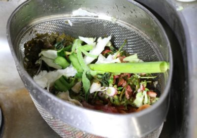 生ゴミの適切な処理方法4選!悪臭や害虫を防ぐためにできること